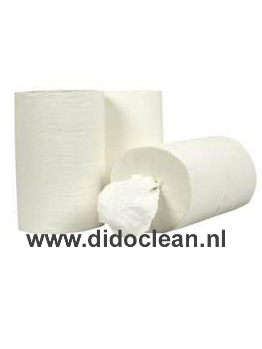 Mini Multirol Handdoekrol Coreless Cellulose 12 stuks