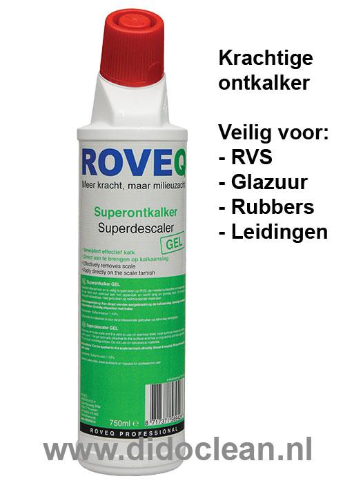ROVEQ Superontkalker gel 750 ml spuitflacon